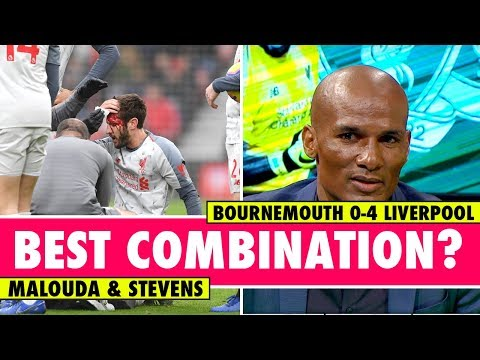 Is Milner Better As A Right Back Or Midfielder? | Bournemouth 0-4 Liverpool | Astro SuperSport