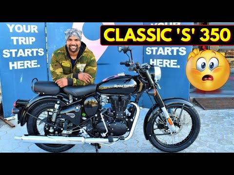 Royal Enfield Classic 'S' 350 Full Review   BS6 UPDATE    Tips To Maintain