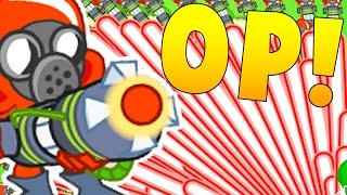 RAYS OF DOOM ARE OVERPOWERED - BLOONS TOWER DEFENSE BATTLES