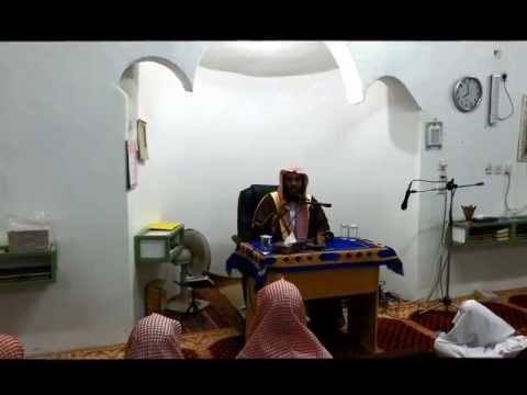 كلمة الشيخ إبراهيم الهلالي لطلاب مركز عمق -الجزء الثالث