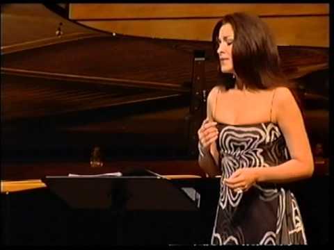 Angela Gheorghiu - Parisotti: Se tu m'ami - Barcelona 2004