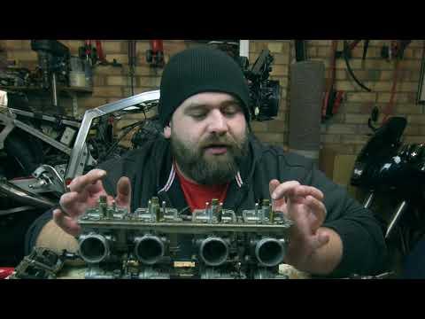 Carb strip down || it's GSX-R o'clock series 2 Part 4