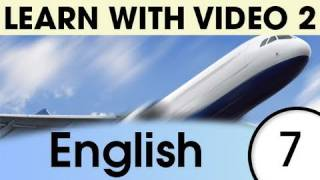 Getting Around Using English, Learn English with Video