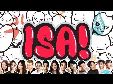 ISA! Asian American variety game show trailer