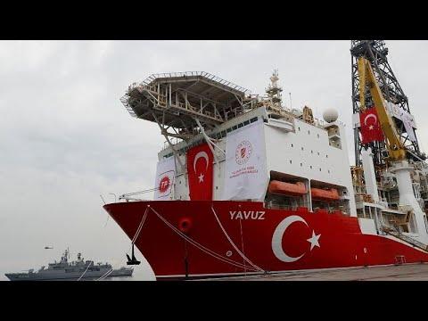 Νομικά κινείται η Κύπρος κατά εταιρειών στην ΑΟΖ της