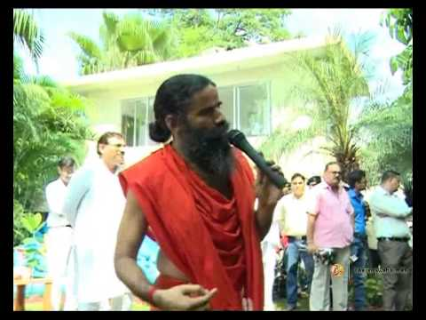 Independence Day Ceremony 2015: Patanjali Yogpeeth | 15 Aug 2015