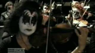 Kiss - I Was Made for Lovin' You (live)