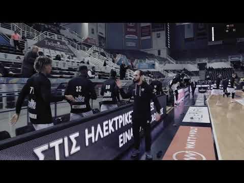 Video - ΒΙΝΤΕΟ: Όσα κατέγραψε η παρακάμερα του ΠΑΟΚ-Ξάνθη