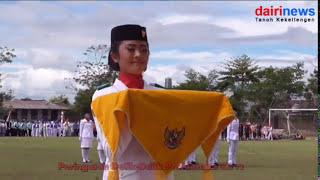 Video Topi Anggota Paskibraka Terbawa Merah Putih di Sidikalang MP3, 3GP, MP4, WEBM, AVI, FLV Agustus 2017