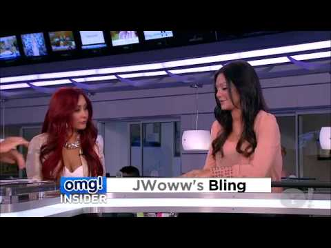 EXCLUSIVE- Snooki and JWoww Talk Pregnancy, Engagement Spoilers