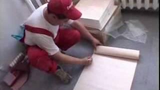 Отделка потолка обоями (виниловыми и под покраску)