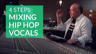 4 Golden Rules to Mixing Hip Hop Vocals | Lu Diaz (Jay-Z, Beyoncé)
