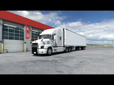 Mack MP8 engine sound for the Anthem 1.36.x