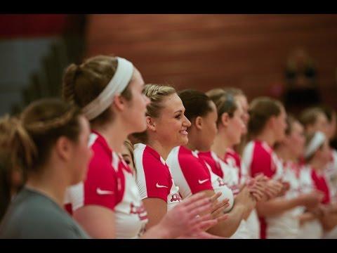 Lynchburg Volleyball vs Guilford College
