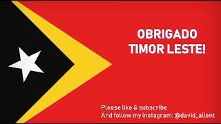 Video TIMOR LESTE 2019 | TIMOR LESTE MASA KINI MP3, 3GP, MP4, WEBM, AVI, FLV April 2019