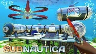 Subnautica - BUILDING THE ULTIMATE BASE!! Subnautica Part 3 Gameplay! (Subnautica Gameplay)