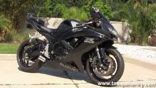6. Used 2008 Suzuki GSXR 600 Motorcycles for sale in Tampa Florida usa