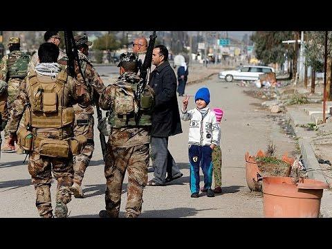 Ιράκ: Οι τζιχαντιστές βάλουν κατά των εκτοπισμένων στην Μοσούλη