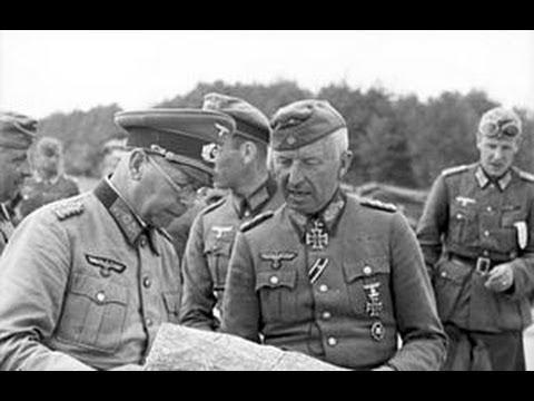 II WŚ. Generałowie Hitlera. Erich von Manstein