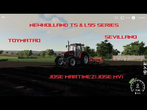 New Holland L95 v1.2