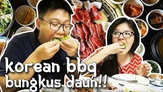 Korean BBQ Enak Anti Gendut !
