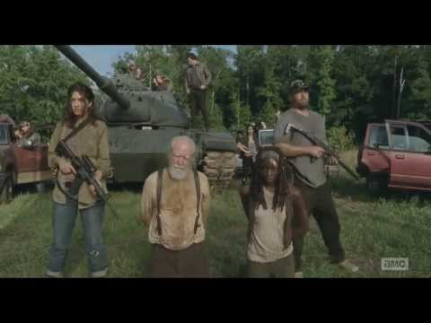 The Walking Dead - Mid Season Finale 4 Tribute