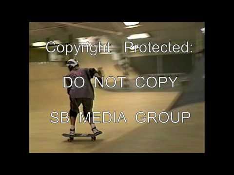 Skatezone Skatepark  8-8-94  Tape 1- Part 1 of 2