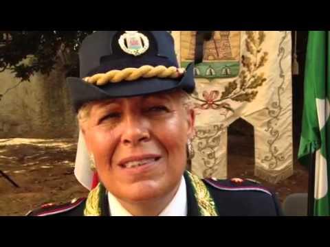 Il ricordo dal capo della polizia locale