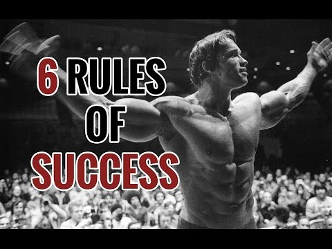 6 RULES OF SUCCESS – Motivational Video