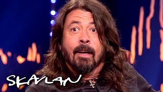 Video Foo Fighters' Dave Grohl gets a surprise reunion with the doctor who saved his leg | Skavlan MP3, 3GP, MP4, WEBM, AVI, FLV Januari 2018