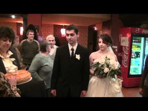 Сватбата на Силвия и Иван