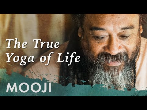 Mooji Guided Meditation: The True Yoga of Life