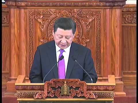 Си Зиньпин: Хятад, Монгол хоёр харилцах ашигтай, хамтдаа хожих сайн түнш болох ёстой