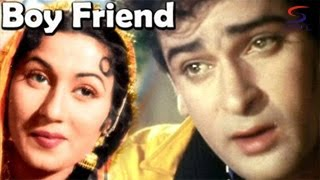 Boy Friend (1961) Full Movie Shammi Kapoor, Madhubala