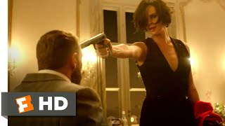 Nonton Atomic Blonde (2017) - I Never Worked for You Scene (10/10) | Movieclips Film Subtitle Indonesia Streaming Movie Download