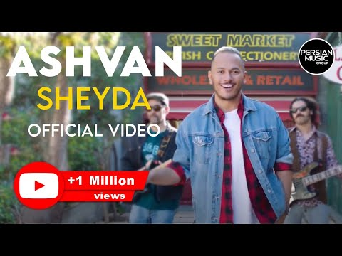 Ashvan - Sheyda - Official Video ( اشوان - شیدا - ویدیو )