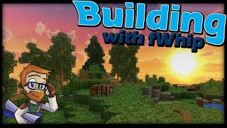 Building with fWhip :: MOAR CLIFFS #83 Minecraft Let's Play 1.12 Single Player Survival