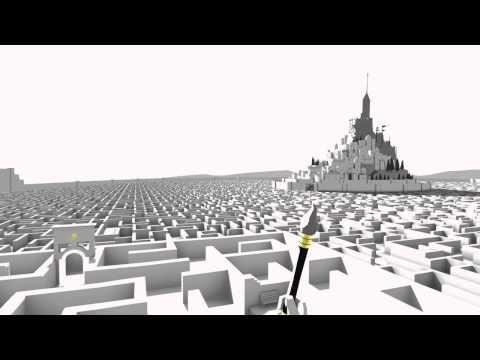 The Unfinished Swan fait encore tâche en vidéo