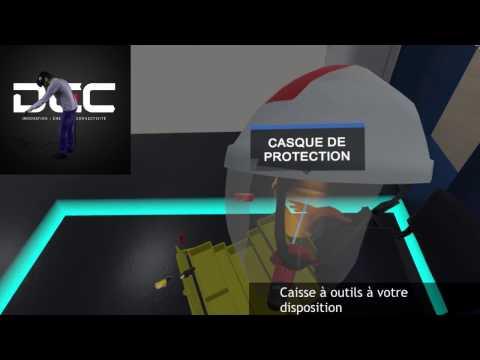 vidéo concernant le module de formation en habilitation électrique