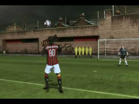 Fifa 09 Juggling Skills Tutorial
