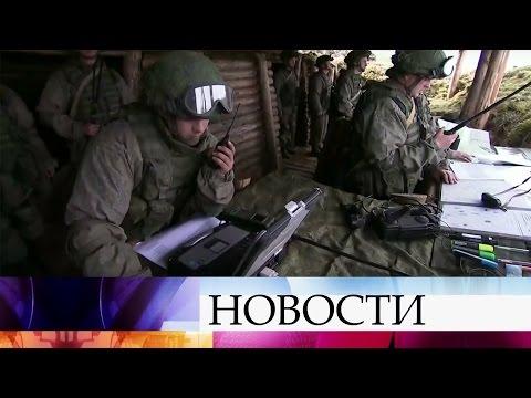 ВПсковской области проходят учебно-тактические сборы руководящего состава ВДВ.
