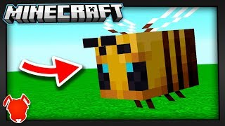 we WEAPONIZED the new Minecraft Bees?!
