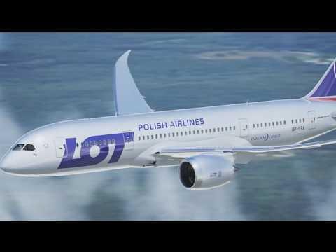 LOT Polish Airlines baut Ungarischen Markt aus