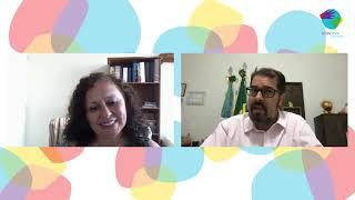 Videoconferência sobre o Censo Escolar 2021