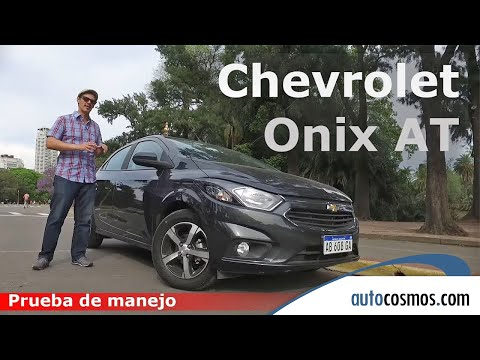 Test Chevrolet Onix AT