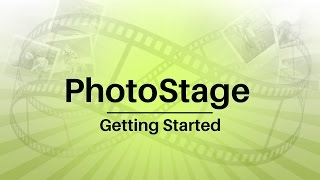 PhotoStage Slideshow Software – video tutorial