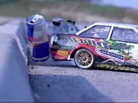 1:10 RC Drift in Wiener Neustadt - The Wall of Death