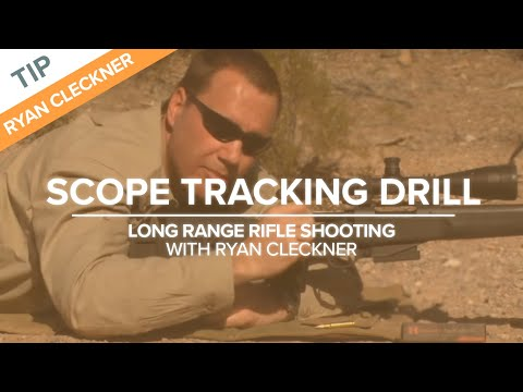 tracking - Ryan Cleckner explains that not all scopes track identically and offers a drill you can use to find out if your scope over or under tracks in both windage an...