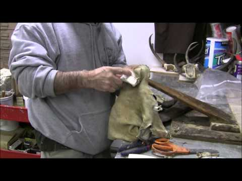 Testa's Taxidermy Tip's – Mounting a Deer Head (Part 2)