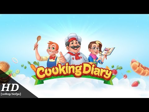 Cooking Diary Android Gameplay [1080p/60fps]